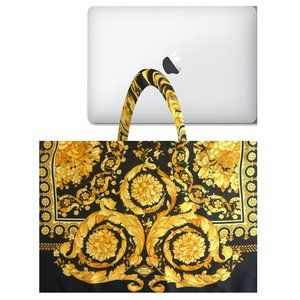 Authentic Versace Baroque laptop cace 13 or 16